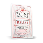 Dallas Spicy BBQ Rub Packets