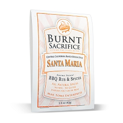 Santa Maria BBQ Rub Packets