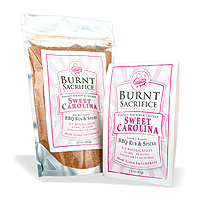 Sweet Carolina BBQ Rub - All Natrual - Made for Ribs and Chicken
