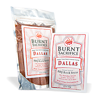 Dallas BBQ Rub - All natural - Perfect for Beef & Chicken