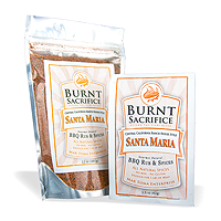 Santa MAria style BBQ Rub - All Natural - For Tri-tip, Beef, and Chicken