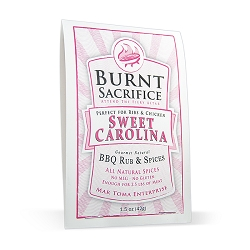 Sweet Carolina - Traditional BBQ spices for pork ribs and chicken
